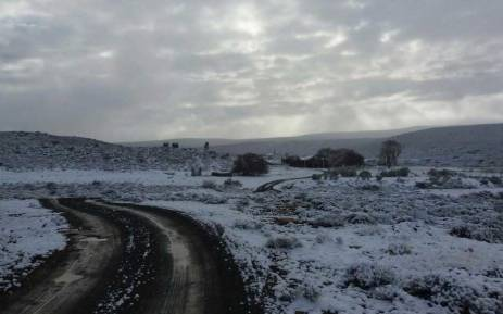 Dozens of tourists have flocked to Sutherland this past weekend to see the snow. Picture: Juanita Hutchings