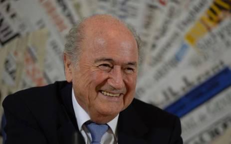 Fifa president Sepp Blatter. Picture: Facebook.