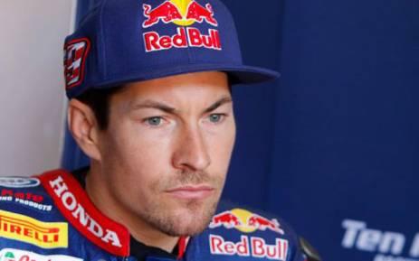 Nicky Hayden. Picture: Twitter/@MotoGP.