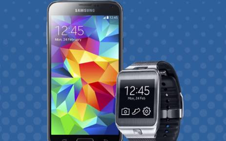 The current crop of smartwatches, such as Samsung's own Galaxy Gear, have to be linked to a phone to receive and send messages and perform other basic functions. Picture: Facebook.