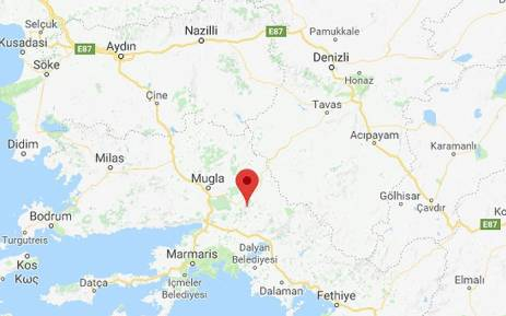 Quake magnitude 51 strikes southwest turkey a magnitude 51 earthquake hit southwest turkey on friday 24 november 2017 picture gumiabroncs Images