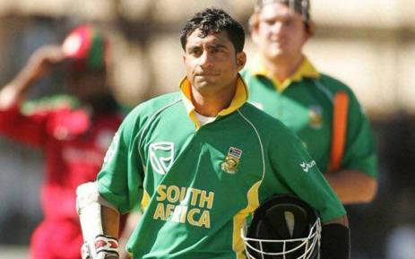 Former Proteas player, Gulam Bodi, has been charged under CSA's Anti-Corruption Code. Picture: Facebook.