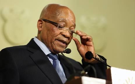 FILE: President Jacob Zuma. Reinart Toerien/EWN