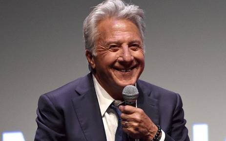 US actor Dustin Hoffman. Picture: Getty Images/AFP