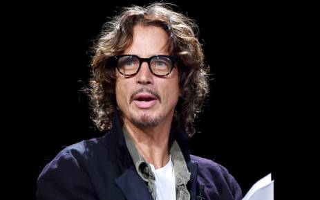 Musician Chris Cornell in 2014 in Los Angeles, California. Picture: AFP.