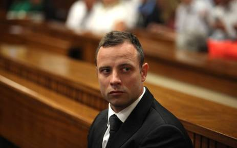 FILE: Oscar Pistorius in the High Court in Pretoria on 5 March 2014. Picture: Pool