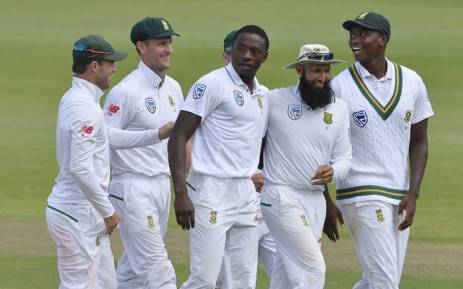 South Africa make steady progress in second Test against Australia