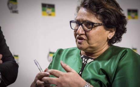 FILE: ANC deputy secretary-general Jessie Duarte. Picture: Thomas Holder/EWN