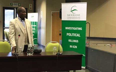 University of KwaZulu-Natal Professor Paulus Zulu will make academic submissions on political violence in KZN. Picture: Ziyanda Ngcobo/EWN