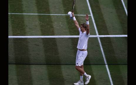 Wimbledon: I gave it my all against Federer, says Anderson
