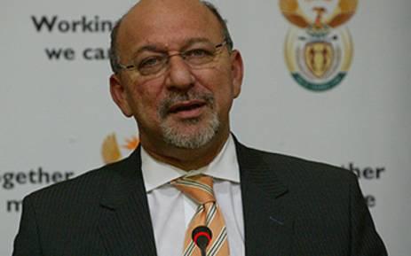 National Planning Minister Trevor Manuel. Picture: EWN