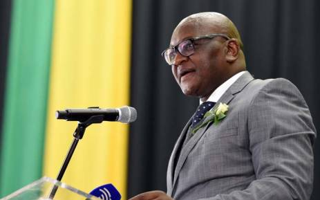 FILE: Gauteng Premier David Makhura. Picture: Dirco.