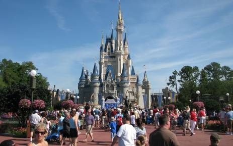 Walt Disney Co.'s. Picture: AFP.