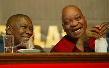 'We want Cyril Ramaphosa as the next ANC president': Cosatu