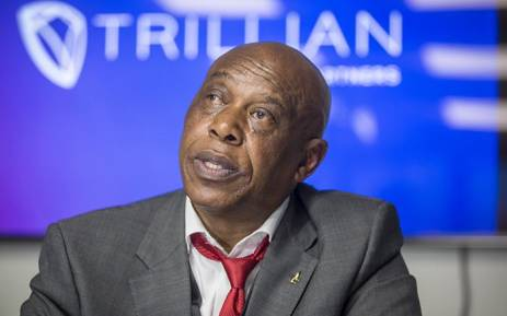 FILE: Non-executive Chairman of Trillian Capital Partners, Tokyo Sexwale. Picture: Reinart Toerien/EWN