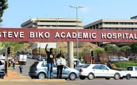 FILE: The Steve Biko Academic Hospital in Pretoria. Picture: health.gpg.gov.za