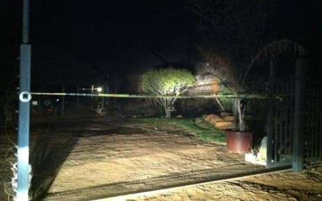 FILE PICTURE: A man was shot at this Muldersdrift home during September. Picture: Alex Eliseev/EWN.