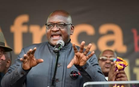 FILE: Gauteng Premier, David Makhura. Picture: GCIS.