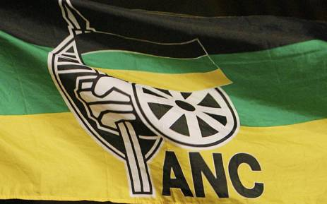 FILE: ANC flag. Picture: Supplied.