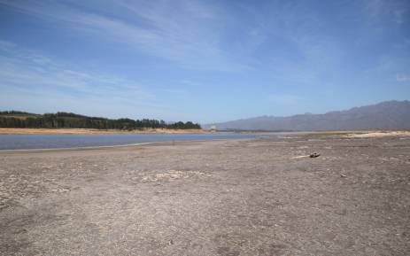 FILE: The Theewaterskloof Dam near Cape Town. Photo: Bertram Malgas/EWN