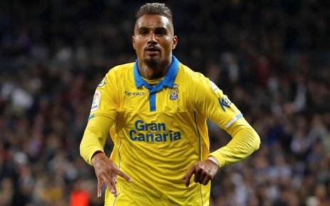 Boateng rescinds his contract and will leave UD Las Palmas