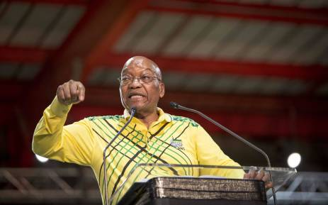Did Zuma flout the Constitution with his state capture announcement?