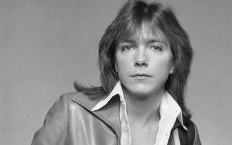 Pop legend David Cassidy. Picture: Twitter/@CassidyUnited.