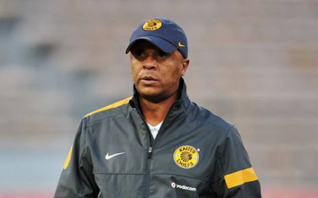 Kaizer Chiefs assistant coach Doctor Khumalo. Picture: suppied