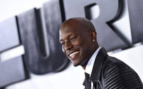 Actor and musician Tyrese Gibson. Picture: Instagram/@tyrese