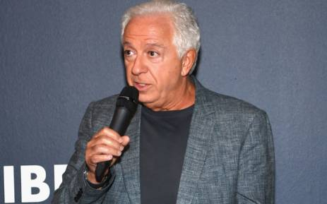 Fashion designer and co-founder of Guess Inc. Paul Marciano speaks at GUESS Celebrates 35 Years with Opening of Exhibition at the FIDM Museum & Galleries at FIDM Museum & Galleries on the Park on June 5, 2017 in Los Angeles, California. Picture: AFP.
