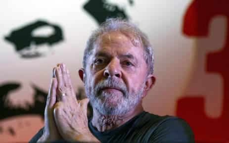 Former Brazil president Luiz Inacio Lula da Silva. Picture: AFP