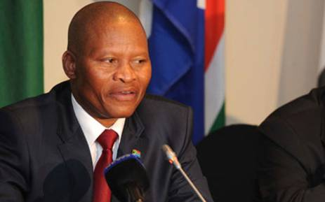 Chief Justice Mogoeng Mogoeng. Picture: GCIS.