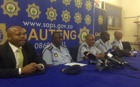 Zuma Replaces Controversial Acting Police Chief Phahlane -- With Another Acting Chief