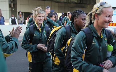 Banyana Banyana beat Nigeria to book their place in the African Women Championship finals.