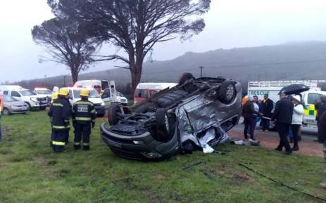 ANC MP Dies In Car Accident In Paarl