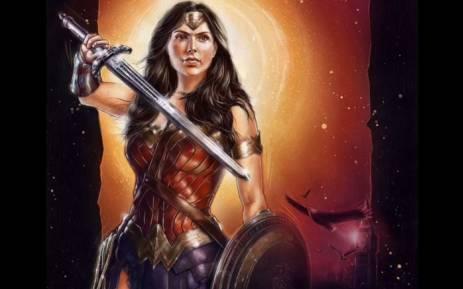 FILE: Gal Gadot as Wonder Woman. Picture: Twitter/@GalGadot