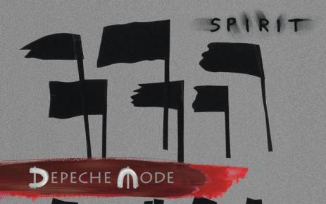 The cover of the new Depeche Mode album. Picture: @depechemode/Twitter