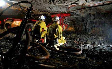 FILE: Lonmin mineworkers. Picture: lonmin.com.