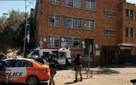 Metro Police. Picture: EWN