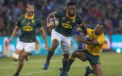 Kolisi to be the first black South Africa Test captain