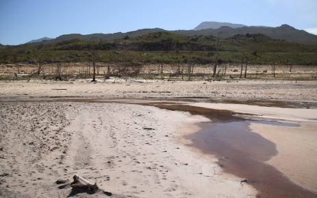 FILE: Theewaterskloof Dam near Cape Town. Photo: Bertram Malgas/EWN