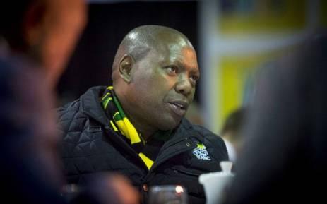 FILE: ANC treasurer-general Zweli Mkhize. Picture: Thomas Holder/EWN