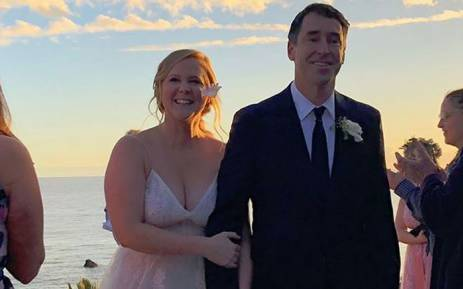 Why Amy Schumer only tried on one wedding dress