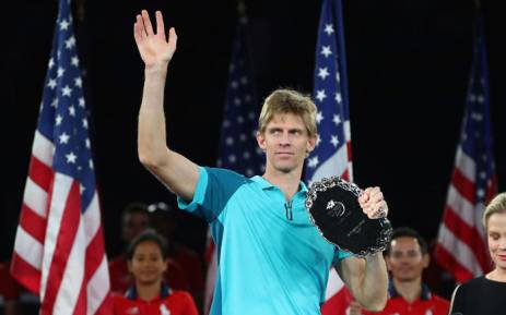 South African tennis player Kevin Anderson. Picture: @usopen/Twitter
