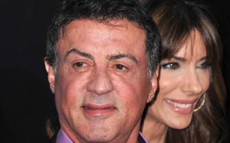 FILE: US actor Sylvester Stallone. Picture: AFP