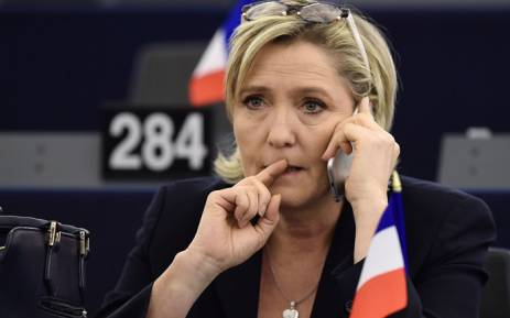 FILE: French Front National far-right party's President and presidential candidate for the 2017 election Marine Le Pen. Picture: AFP.