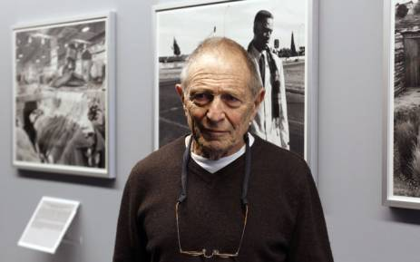 Veteran SA photographer David Goldblatt dies