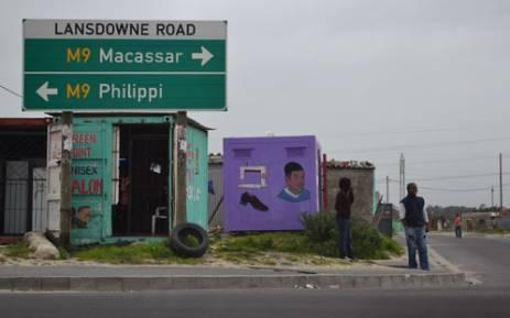 The Western Cape Education Department in investigating an illegal school found in Zwelitsha informal settlement in Khayelitsha. Picture: Aletta Gardner/EWN