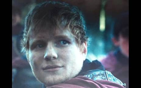 Ed Sheeran shared this picture on Instagram after starring in 'Game of Thrones'. Picture: Instagram.com