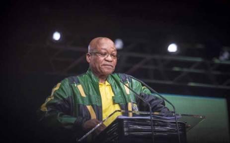 FILE: President Jacob Zuma. Picture: Thomas Holder/EWN.
